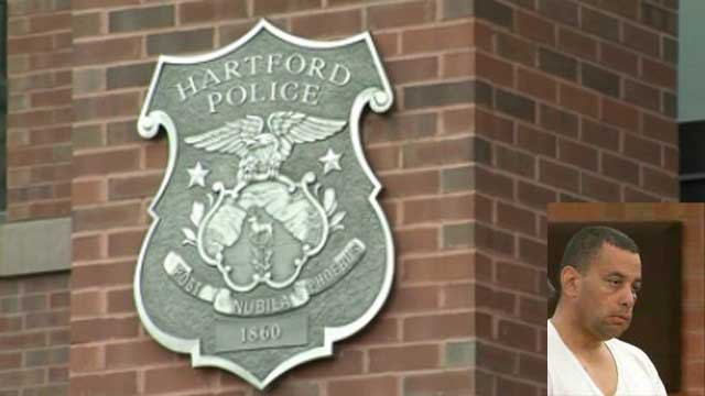 Hartford police officer facing charges after a reported domestic violence incident (WFSB)