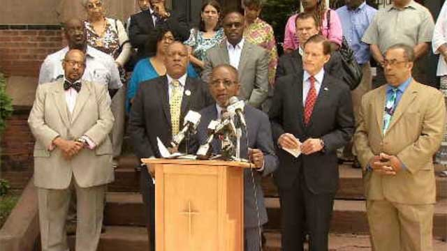 In the wake of a deadly church shooting in Charleston, S.C., one lawmaker said he wants to root our domestic terror groups. (WFSB)