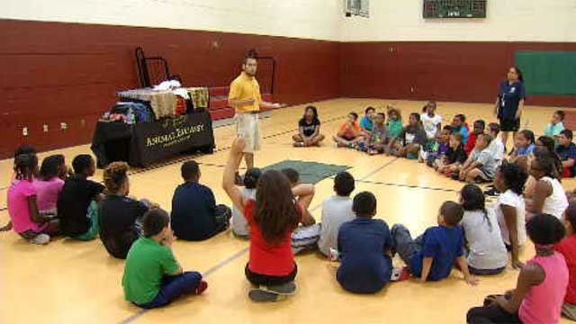 Summer programs offered to Hartford residents (WFSB)