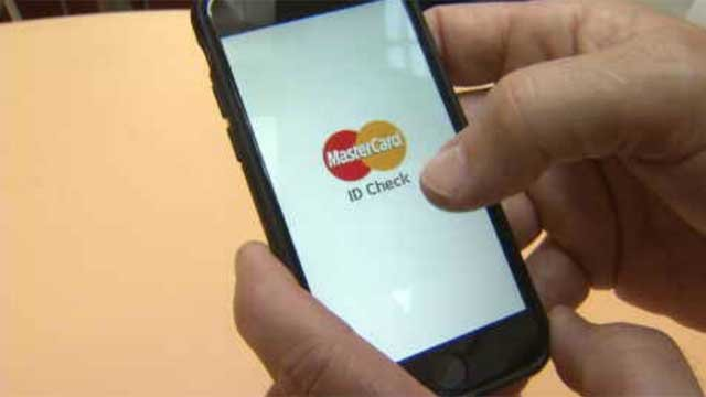 MasterCard lets users take 'selfie' to shop online (WFSB)