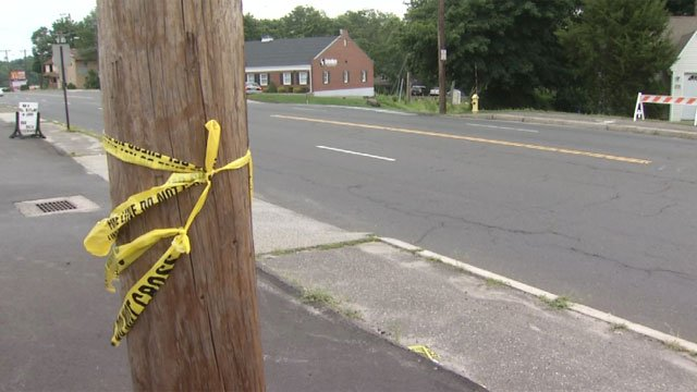 A 15-year-old was killed and a 13-year-old was seriously injured after a crash in Waterbury. (WFSB)