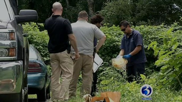 A man stuck in a well and Watertown police said they believe he could have been there for days. (WFSB)