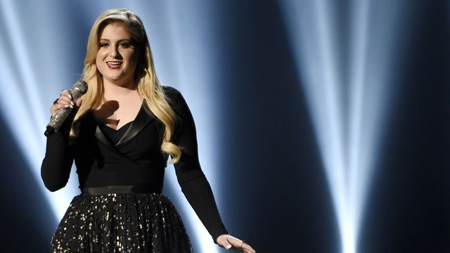 Meghan Trainor performs at the Billboard Music Awards at the MGM Grand Garden Arena on Sunday, May 17, 2015, in Las Vegas. (Photo by Chris Pizzello/Invision/AP)