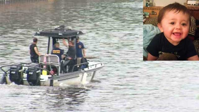 Search continues in Connecticut River for the body of a 7-month-old boy (WFSB/State Police)