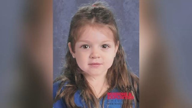 "State police released this updated photo of ""Baby Doe,"" in which she has pierced ears. (CNN photo)"