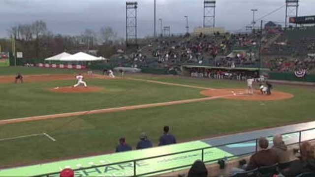 New Britain Rock Cats stadium (WFSB)