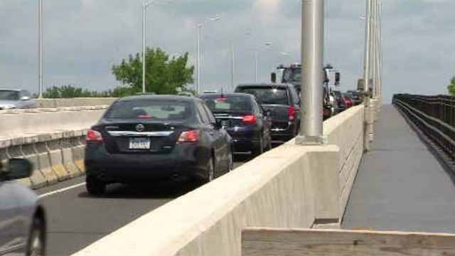 Southbound side of Putnam Bridge to close this weekend (WFSB)