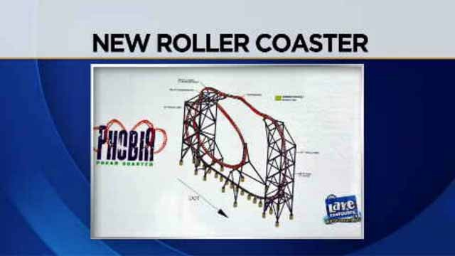 Lake Compounce unveils new coaster