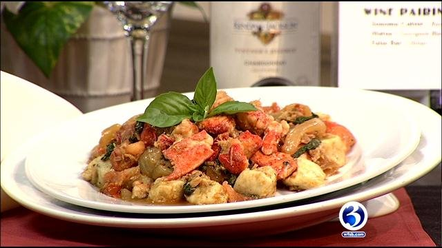 Tuscany Grill makes Angry Lobster Gnocchi. (WFSB)
