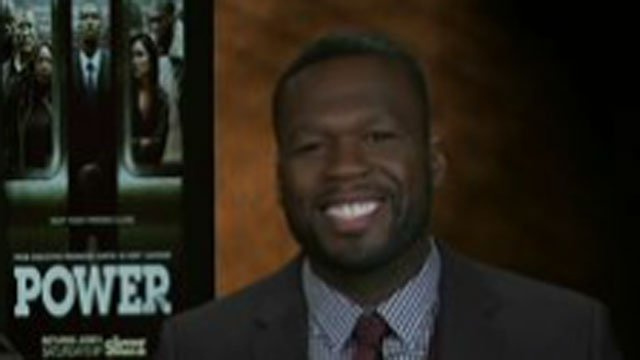 50 Cent talks about his TV show, Power, on Better CT. He filed bankruptcy on Monday. (WFSB)