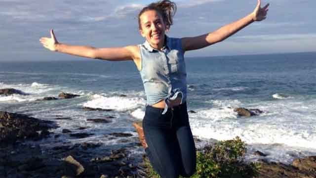ct teen u0026 39 s bucket list shared by thousands after her death