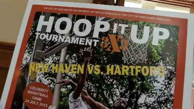 Two CT cities to team up for basketball tournament (WFSB)