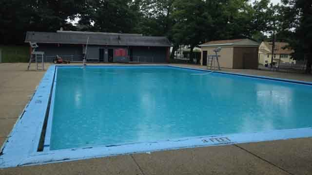Pool in Waterbury hasn't opened for summer yet due to broken part (WFSB)