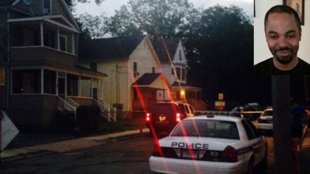 Police said 38-year-old Marcus McDade is dead after a shooting overnight in Hartford. (WFSB)