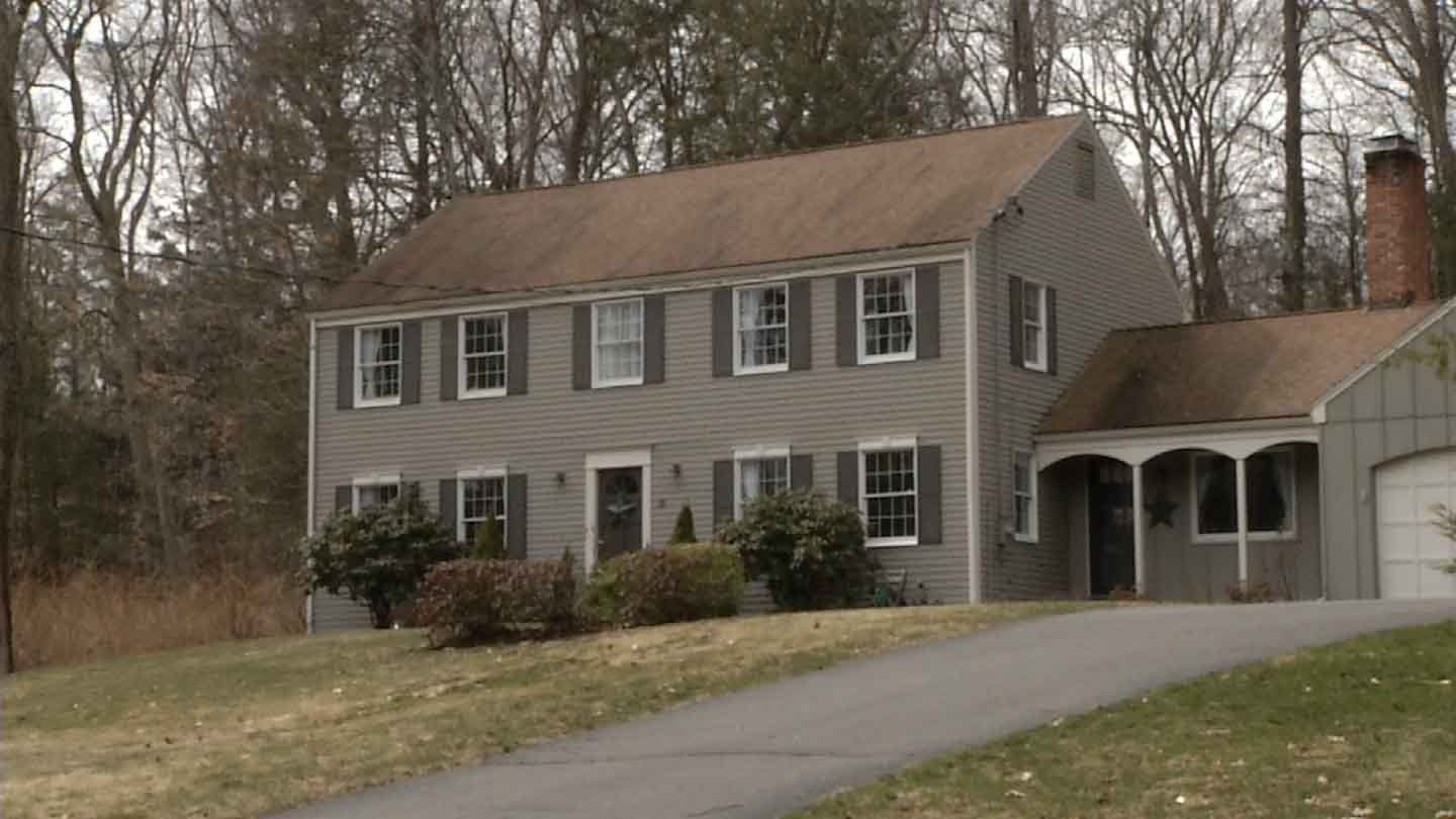 The former home of the Pellet brothers. (WFSB photo)