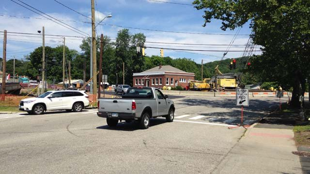 Bridge construction affecting some Haddam businesses (WFSB)