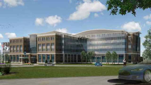 New Pratt and Whitney facility (WFSB)