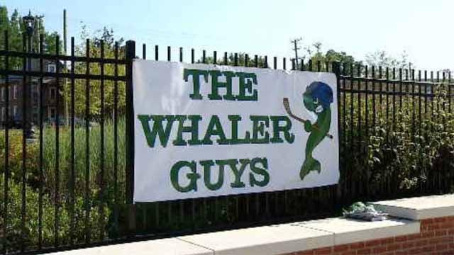 Hartford Whaler Appreciation night held in Bristol