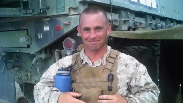 Gunnery Sgt. Thomas Sullivan was killed in