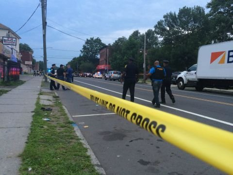 Barbour Street shooting on Sunday