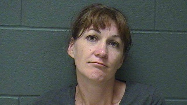 Rebecca Cello, of Plainville was charged with DUI after a crash on Main Street. (Southington Police)