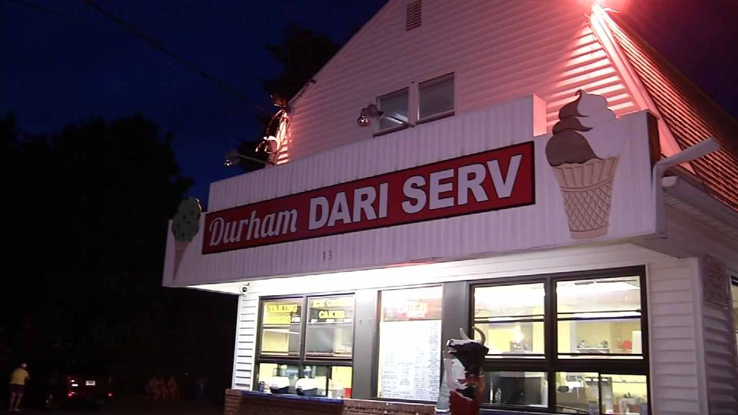 The Durham Dari Serv. (WFSB photo)