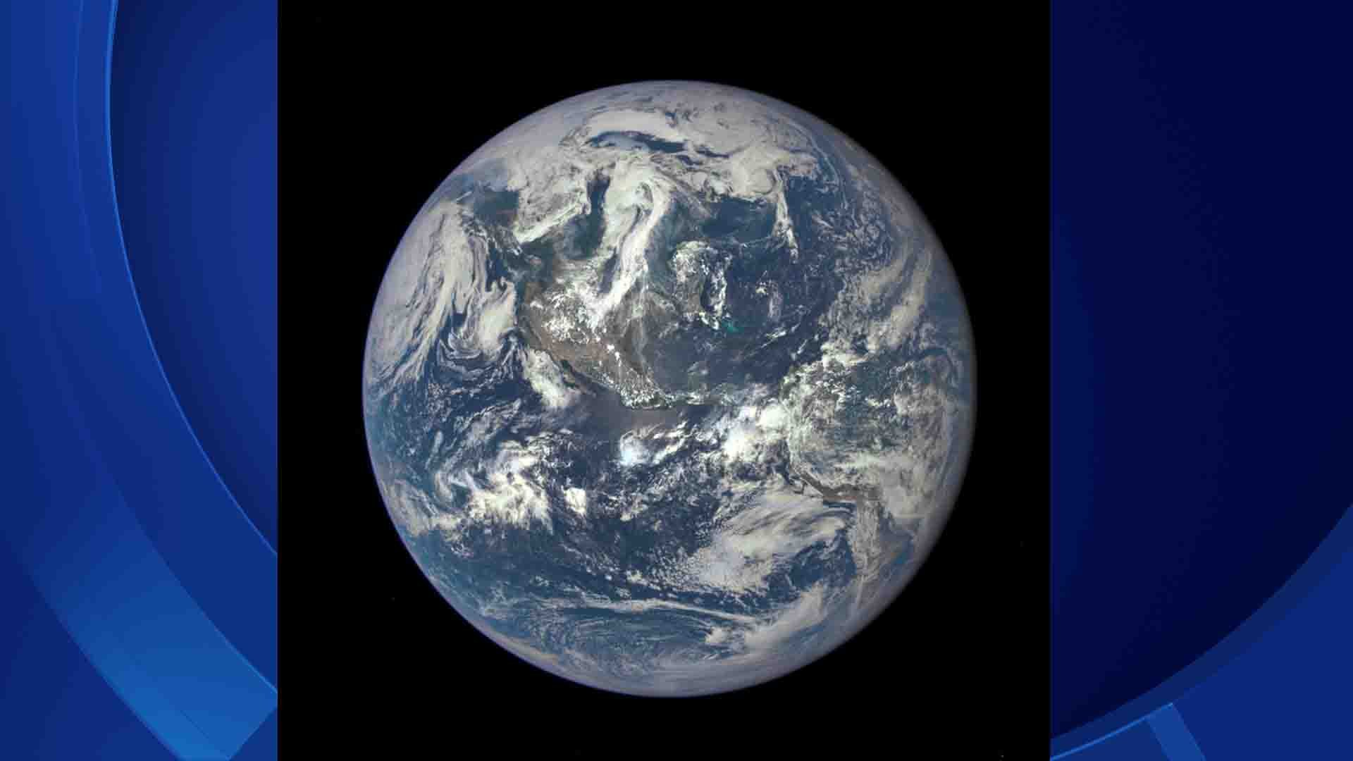 The Blue Marble. (NASA photo)