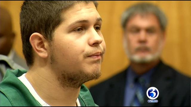 Tony Moreno during a previous court appearance. (WFSB file photo)