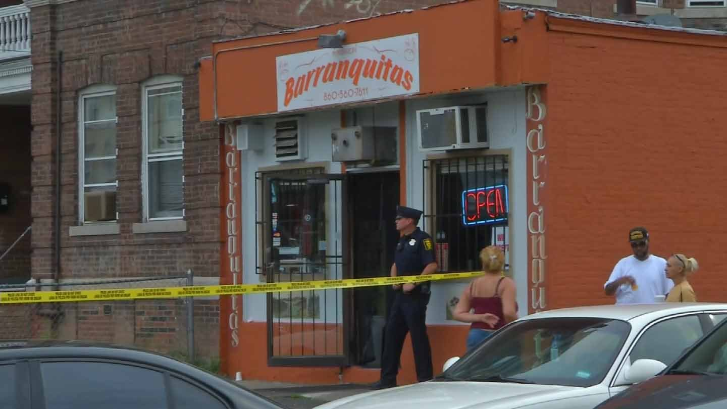 Marcus Torres was identified as the suspect who was shot by a Barranquitas bakery employee. (WFSB photo)