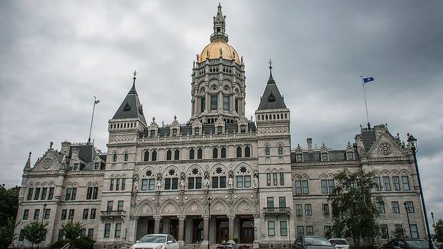 The Hartford area ranked fifth in a Bloomberg study as a region from which people are exiting. (Facebook photo)