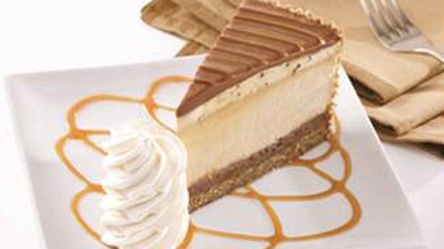 Blonde Brownie Cheesecake Sundae. (Cheesecake Factory photo)