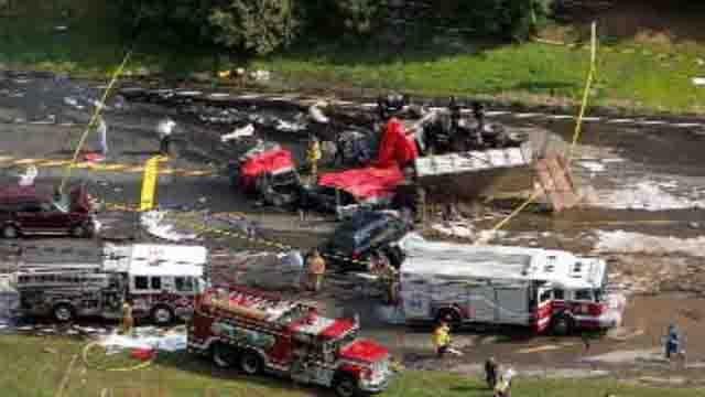 Avon Mountain crash first responder making a difference (WFSB)