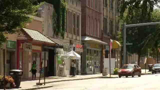 Plans underway to redevelop New Britain's downtown (WFSB)
