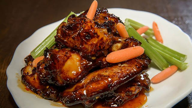 J. Timothy's 'Dirt Wings.' (jtimothys.com photo)
