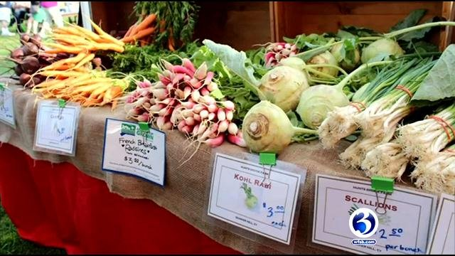 Controversy arises at Bozrah Farmer's Market (WFSB)