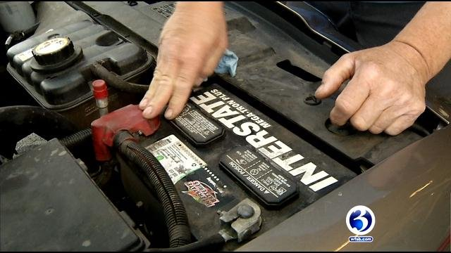 Summer days can take a toll on vehicles (WFSB)