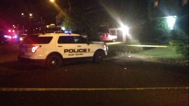 Homicide investigation underway in East Haven after police discover two bodies in a home on Foxon Blvd. (WFSB)