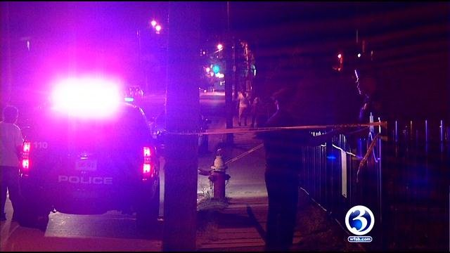 Police said a 39-year-old man was stabbed multiple times on Monday night. (WFSB)