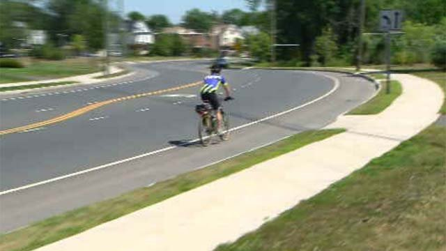 Project underway to make Burnside Avenue safer (WFSB)