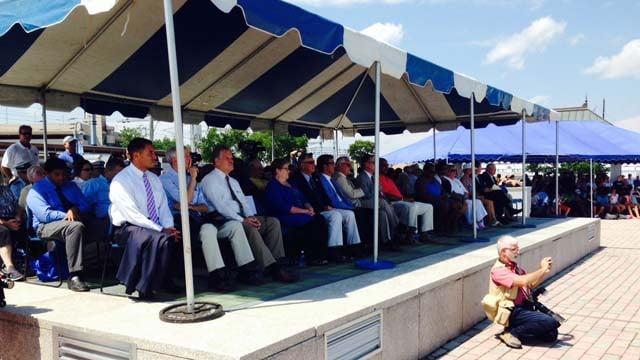 U.S. Coast Guard celebrates 225 years (WFSB)