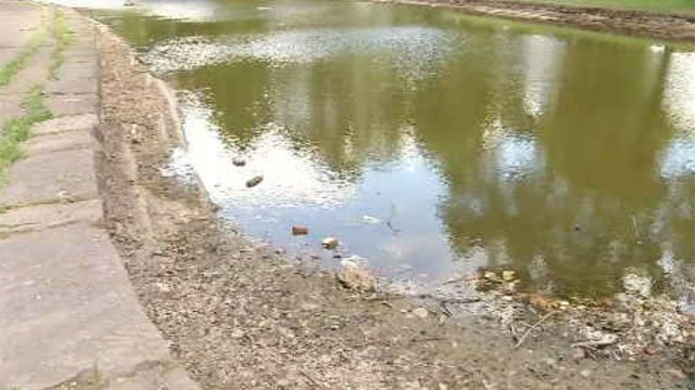 Bushnell Park goers want the trash cleaned up (WFSB)
