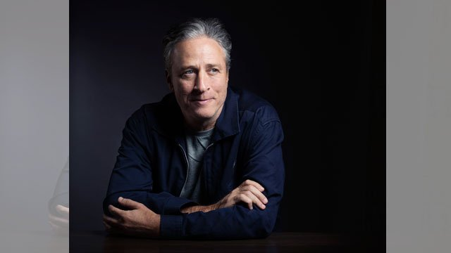 Jon Stewart will sign off of The Daily Show Thursday night. (AP photo)