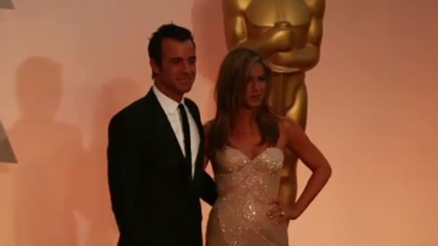 JenniferAniston and Justin Theroux are married, according to People Magazine. (CNN)