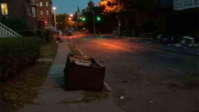Man shot early Sunday morning in Hartford (WFSB)