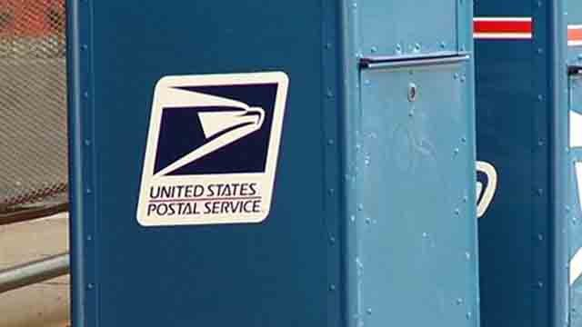 Postal worker seriously injured in accident (WFSB)