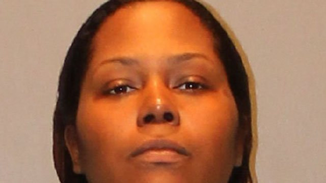 Amber Johnson. (West Hartford police photo)