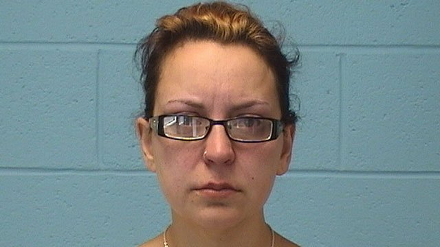 Shelly Churchelow was charged with risk of injury to a minor. (Wolcott Police Department)