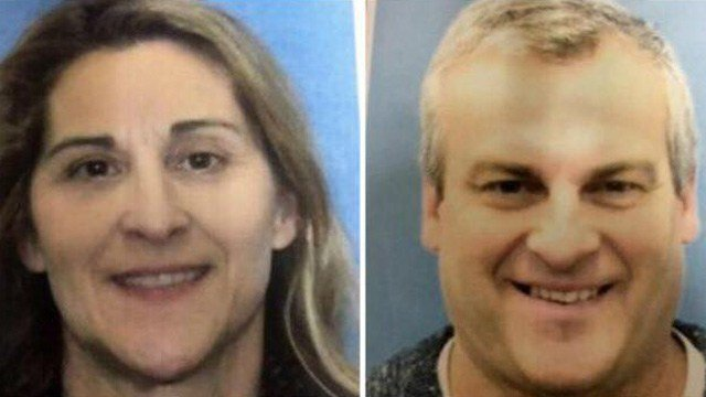 Jeannette and Jeffrey Navin. (Weston police photo)
