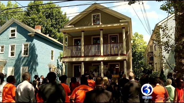 City Lift program is helping new home buyers in New Haven area. (WFSB)