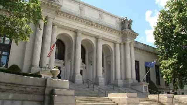 Connecticut Supreme Court. (WFSB photo)